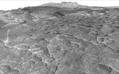 Utopia Planitia on Mars - How to get water on Mars? UW researchers are working on a way to cook it out of soil