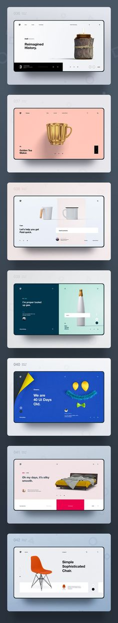 A self challenge where the motive is todesign something Ui every day throughout the rest of Website Design Layout, Web Design Tips, Best Web Design, Web Layout, App Design, Layout Design, Banner Design Inspiration, Website Design Inspiration, Picture Folder