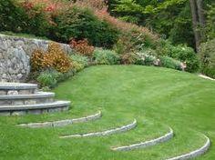 """""""Grass treads"""" http://serenityinthegarden.blogspot.com/2010/09/grass-steps-my-signature-dish-part-one.html"""