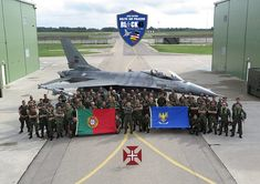 FAP na Lituânia 2016 War Image, War Dogs, F 16, Viper, Armed Forces, Military Aircraft, Portuguese, Airplanes, Air Force