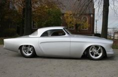 Pro Touring '53 Studebaker Coupe
