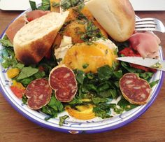 Salame Salad