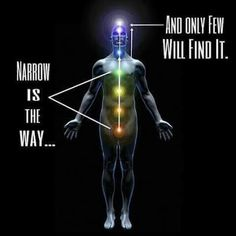 Matthew ► Because strait is the gate, and narrow is the way, which leads to life, and few there be that find it. Spiritual Wisdom, Spiritual Awakening, Spiritual People, Spiritual Growth, Mind Unleashed, Human Dna, Cosmic Consciousness, Meditation Crystals, Reiki
