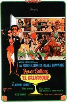 The Party/ El Guateque (1968)