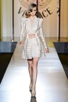 Couture 2012: Versace
