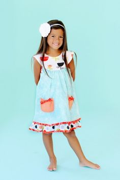 another cute Jelly the Pug dress!