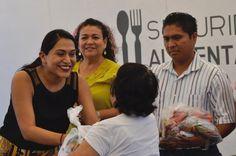 Arranca Programa de Seguridad Alimentaria en Santo Domingo Tehuantepec