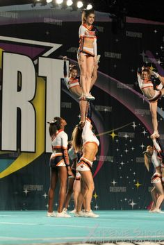 The Evolution Of Cheerleading