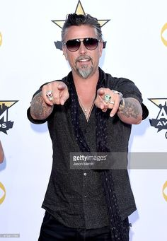 Entrepreneur Richard Rawlings attends the 50th Academy Of Country... News Photo | Getty Images