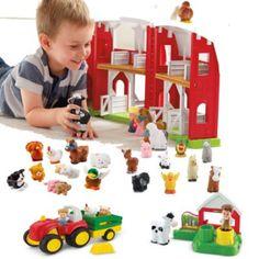 Little People Farm & Friends Gift Set | BrandsLittlePeople | Fisher Price