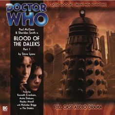 Doctor Who: Eighth Doctor Adventures 1.1: Blood of the Daleks, Part 1