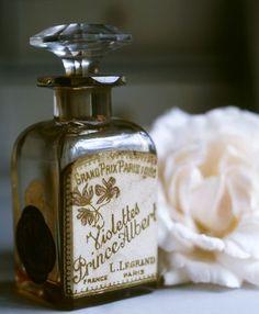 Violettes Prince Albert Perfume Bottle