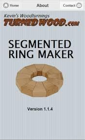 Image result for segmented woodturning