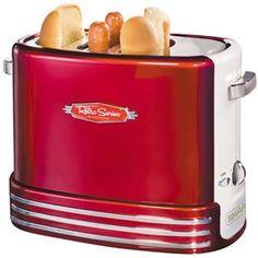 Toasteur à Hot Dog Rétro