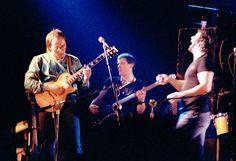 Gary Green, Ray Shulman, and Derek Shulman of Gentle Giant Gentle Giant, Guitar, Concert, Music, Green, Musica, Musik, Concerts, Muziek