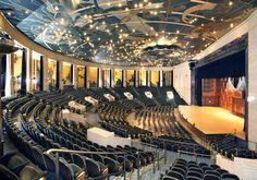 inside The Forum bldg