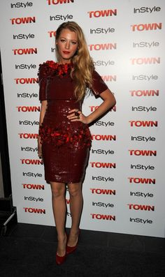 Blake Lively at the 'The Town' Premiere - All The Times Celebrities Stunned in Chanel - Photos