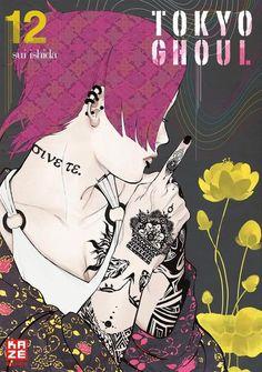 Tokyo Ghoul Uta, Tokyo Ghoul Manga, Amon, Kaneki, Manga Tokio Ghoul, Old And Teen, Horror Fiction, Luis Royo, Viz Media