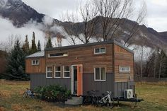 Brown Bear Cabin By Alpine Tiny Homes | HiConsumption