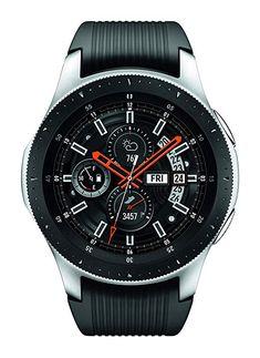 bb9aacba13d9 Amazon.com  Samsung Galaxy Watch (46mm) Silver (Bluetooth)