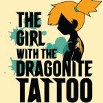 The girl with a drogonite tattoo