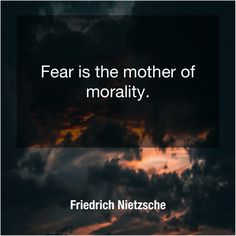 Get More FREE Quotes Click The Image Friedrich Nietzsche Fear is the mother of Nietzsche Philosophy, Nietzsche Quotes, Philosophy Quotes, Existentialism Quotes, Camus Quotes, Friendship Day Quotes, Free Quotes, Quotes Quotes, Funny Quotes