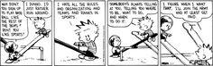 Calvin and Hobbes Comic Strip, May 07, 2014 on GoComics.com