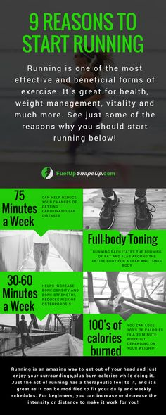 If you are new to fitness or wanting to get into running, this is for you! Learn just some of the tips and benefits to running for beginners. Click here for more: http://fuelupshapeup.com/running-for-beginners/