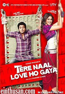 Tere Naal Love Ho Gaya Hindi Movie Online - Ritesh Deshmukh and Genelia D'Souza. Directed by Mandeep Kumar. Music by Sachin-Jigar. 2012 Tere Naal Love Ho Gaya Hindi Movie Online.