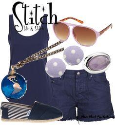 Inspired by Stitch from Disney's 2002 animated film Lilo & Stitch.
