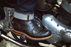 cafe racer gear - Google Search