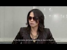 "HYDE discusses ""SIN IN JUSTICE"" - YouTube"