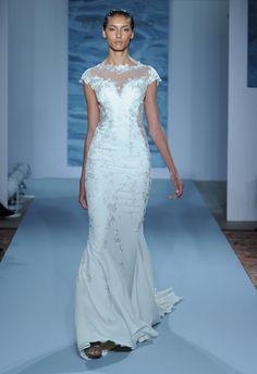 Mark Zunino bridal,wedding dresses fall 2015,wedding dresses 2015,Mark Zunino Fall 2015 Wedding Dresses