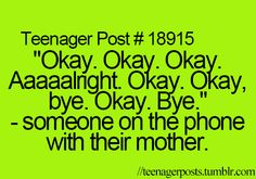 Hahahahaha whenever I hear you guys on the phone with your mum @kellerose91 @kindthoughts23