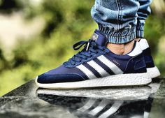 promo code 861f4 ec042 Adidas Iniki Runner Boost - Collegiate Navy - 2017 by Launch your own  makeup line.