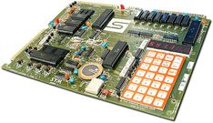 (Synertek SYM Model - [ This inexpensive SBC (Single Board Computer) was the sharpest tool in my toolbox for nearly 20 years. It was based on the same Synertek 6502 microprocessor used in early Apple and Atari products. Desktop Computers, Mac Os, Facetime, Tool Box, Apple, Technology, 20 Years, Wi Fi, Board