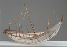 Jane Balsgaard, peeled willow and paper morbaebark