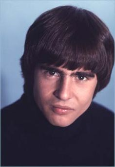 Davy Jones - one of four heartthrobs in the 1970s.