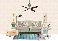 """Pinkys Livingroom"" by mitmutmitun on Polyvore"