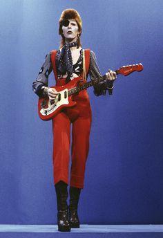 David Bowie  | www.nodigasiconoporfavor.com