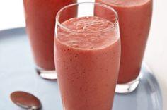 Strawberry Smoothie with Yogurt HL NEW
