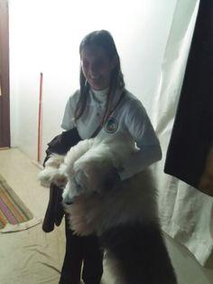 Neida e Tufão..... New Mami...