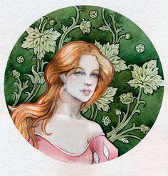- Ariel - by *Losenko on deviantART