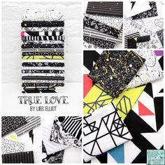 Libs Elliott - True Love Fabric Collection - Hawthorne Threads