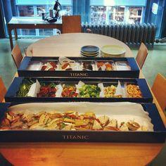 Titanic lunch