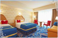 ドナルドダックルーム -Donald Duck Room- @ディズニーアンバサダーホテル