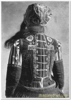 Girl's Costume, Marken c. 1916