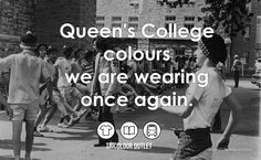 Oil Thighs and Frosh Week always symbolize the end of a summer, and beginning of a new year Queen's College, Thighs, Colours, Oil, Summer, Summer Time, Summer Recipes, Thigh, Glutes