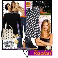 Rachel Green, created by annmarie0697