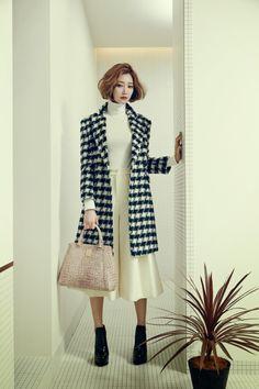 Style Korea: The Art of Korean Fashion • Go Joon HeeforUrbanlike MagazineDecember 2014.